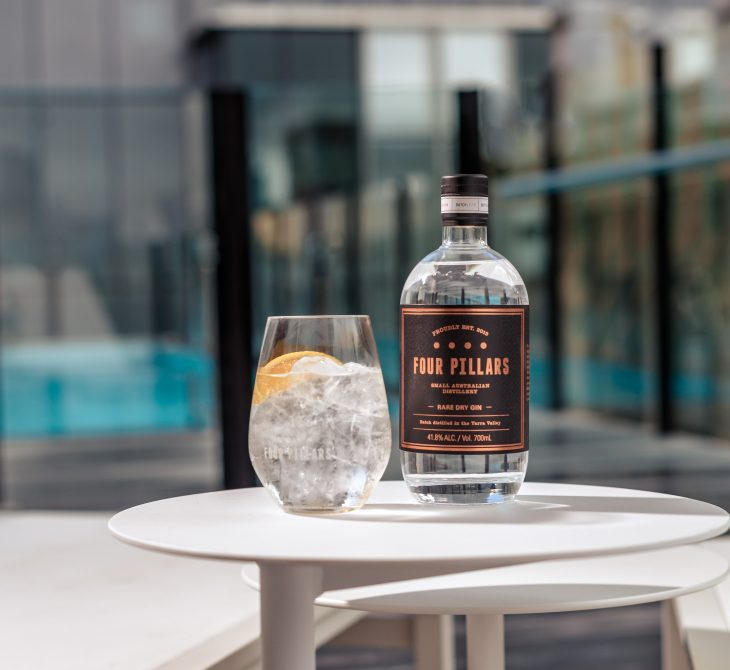 Four Pillars Rooftop Gin Sessions