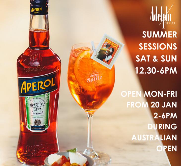Aperol Weekend Summer Sessions