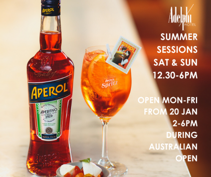 Aperol Spritz Summer Sessions